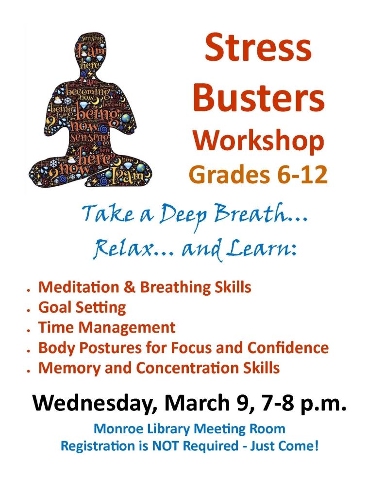 Yoga program Poster